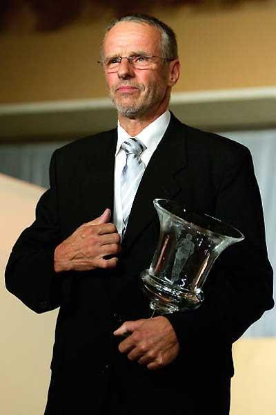 Lasse Viren - World Athletics Gala (Getty Images)