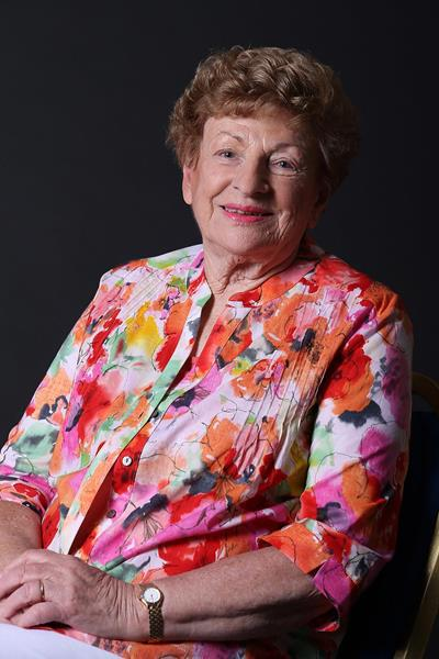 Marjorie Jackson (Giancarlo Colombo)