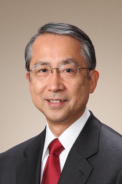 IAAF Council Member Hiroshi Yokokawa ()