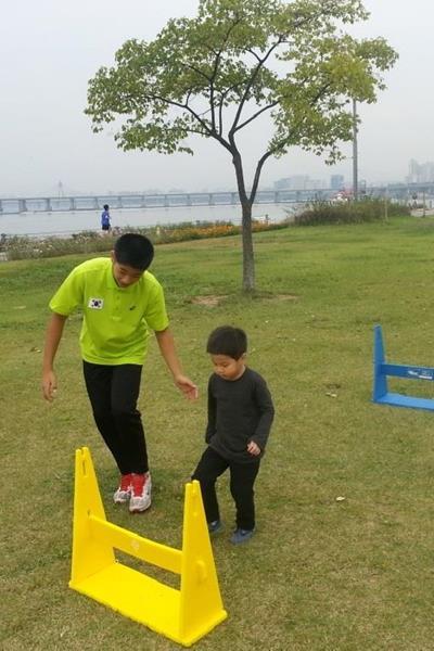 IAAF / Nestlé Kids' Athletics in Korea, September 2013 (KAAF)