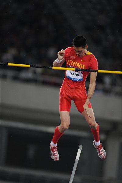 Yang Yansheng takes a surprise win in Shanghai (Errol Anderson)