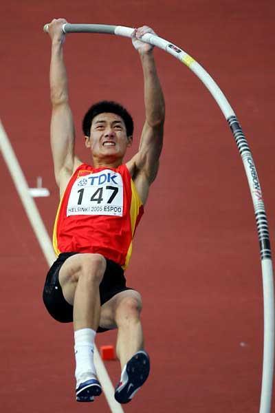 Liu Feiliang (CHN) (Getty Images)