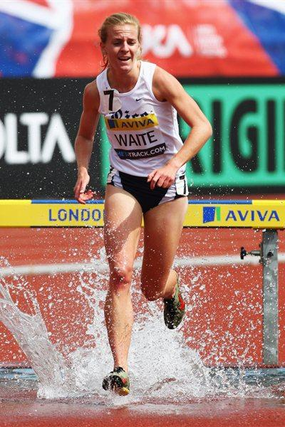 Lennie Waite in London 2009 (Getty Images)