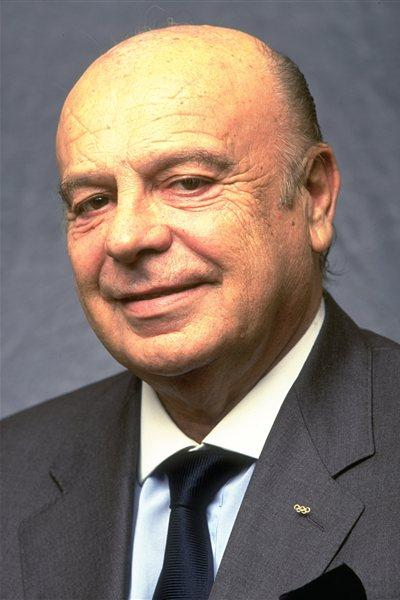 Past IAAF President: Primo Nebiolo (Italy) in office between 1981 and 1999  (Getty Images)