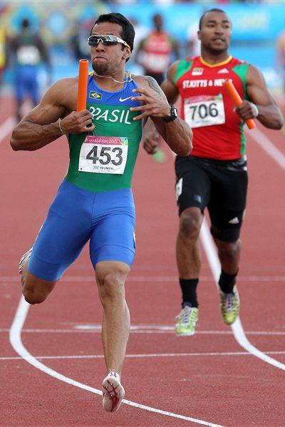 Bruno de Barros anchors the victorious Brazilian squad in Guadalajara (Getty Images)