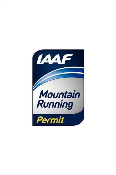Mountain Running Permit logo (IAAF)