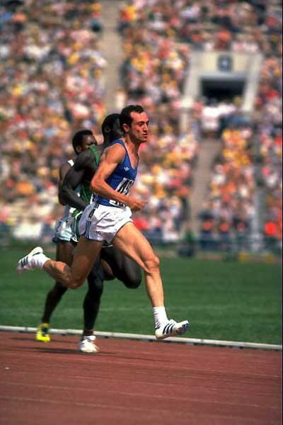 Petro Mennea (ITA) in the 1980 Moscow Olympics (Getty Images)