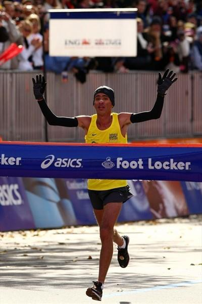 New York victory No. 2 for Marilson Gomes Dos Santos (Getty Images)