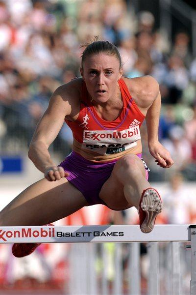 Another 12.49 for Sally Pearson in Oslo (Mark Shearman)