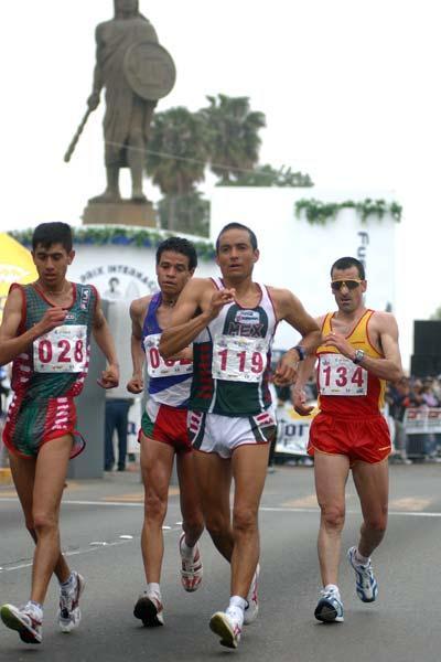Sanchez and Garcia in Tijuana showdown (Tizoc Santibanez for the IAAF)