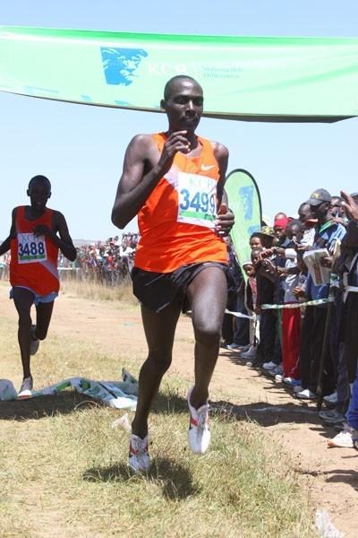 Mathew Kisorio beats Charles Kibet in Nyahururu (Nicholas Njagi, Ginadin Communications)