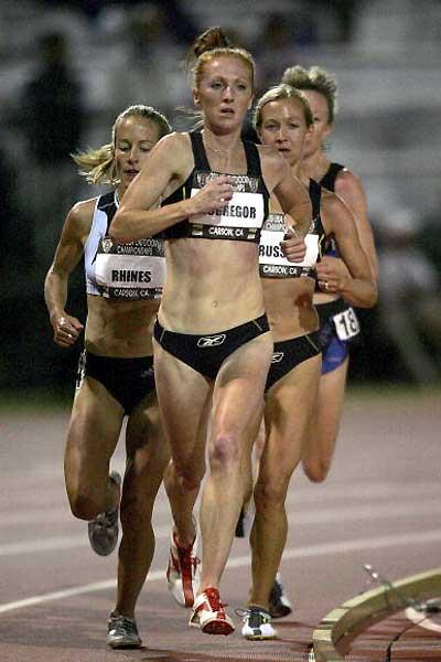 Women's 10,000m - Katie McGregor at USATF champs (Getty Images)