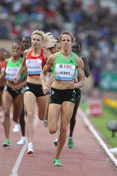 Morgan Uceny (USA) takes good 1500m win in Lausanne (Giancarlo Colombo)