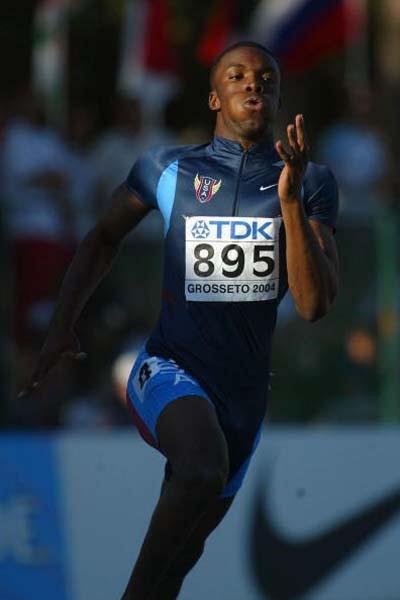 LaShawn Merritt of USA wins 400m final (Getty Images)