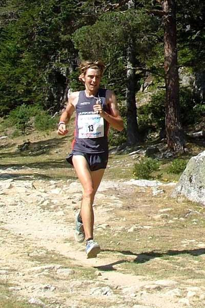 Helmut Schiessl (GER) - Long Distance Mountain Running Challenge (WMRA)