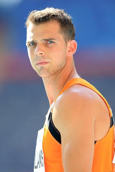 Dutch decathlete Eelco Sintnicolaas (Getty Images)