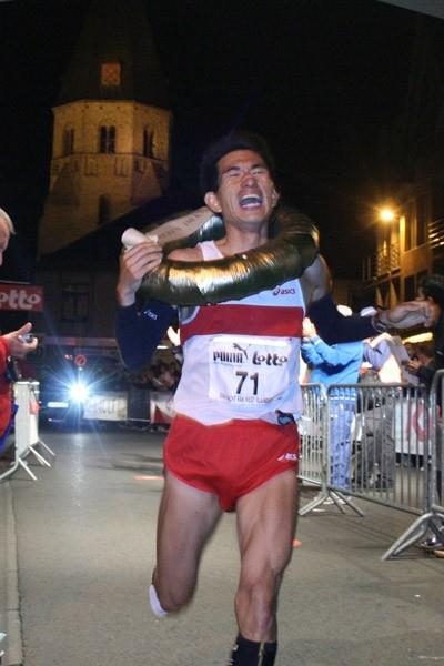 Yasukazu Miyazato wins the 23rd IAU World Cup (Freelance)