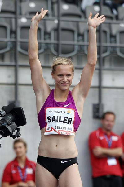 German sprinter Verena Sailer (Getty Images)