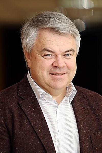 IAAF Council Member Mikhail Butov ()