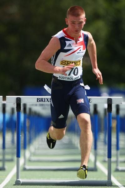 Jack Meredith of Great Britain (Getty Images)
