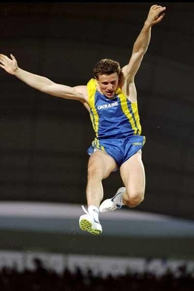 Sergey Bubka of Ukraine (Getty Images)