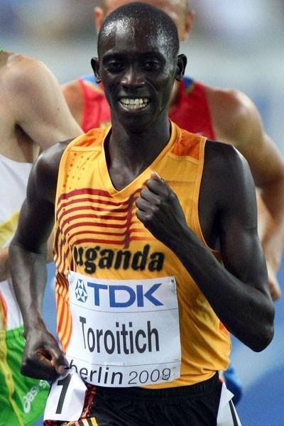Martin Toroitich (Uganda) (Getty Images)