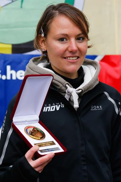 Mateja Kosovelj, the 2013 WMRA Grand Prix series winner (WMRA)