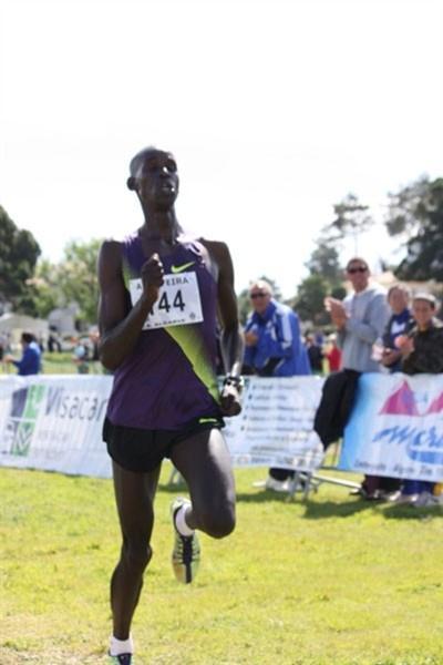 Albufeira victory No. 3 for Josphat Menjo (Organisers)