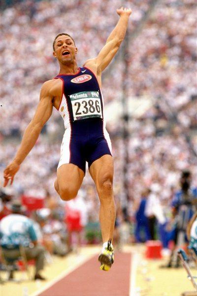 IAAF Hall of Fame - Dan O'Brien (USA) (Getty Images)