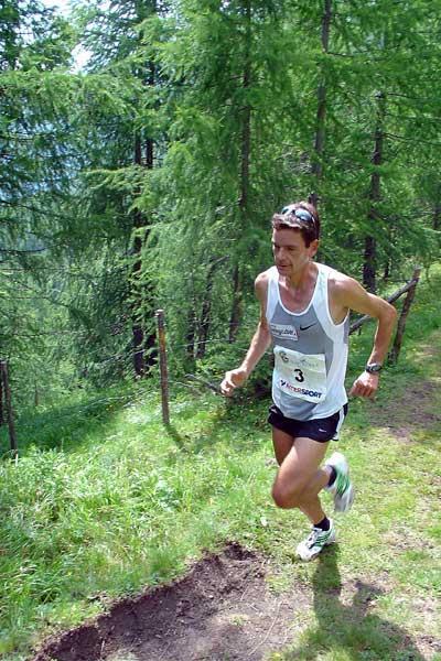 World Champion Jonathan Wyatt (NZL) in Austria (Tomo Sarf)