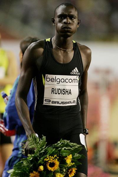 Convincing victory for David Rudisha in Brussels (Getty Images)