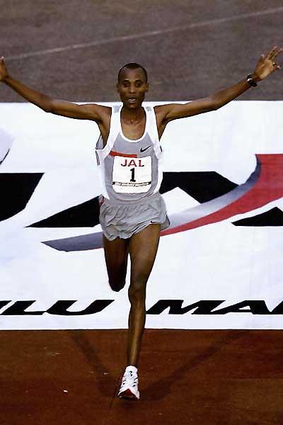 Jimmy Muindi (KEN) (Getty Images)