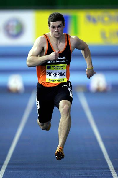 Craig Pickering's breakthrough continues at the UK Championships in Sheffield (Getty Images)