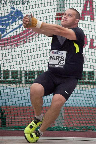 Krisztian Pars spinning to victory in Dubnica (Peter Jelinek)
