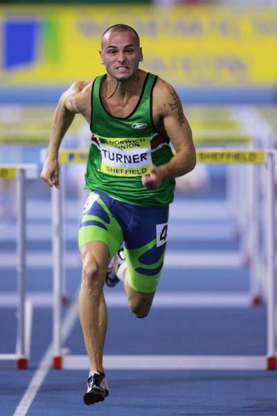 Andy Turner produces a European-leading 7.56 in Sheffield (Getty Images)