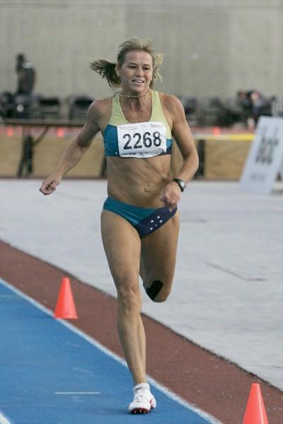 2010 WMA Best World Female Masters Athlete - Marie Kay (AUS) W50 (WMA)