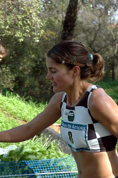 Portugual's Leonor Carneiro in Amora (loc)