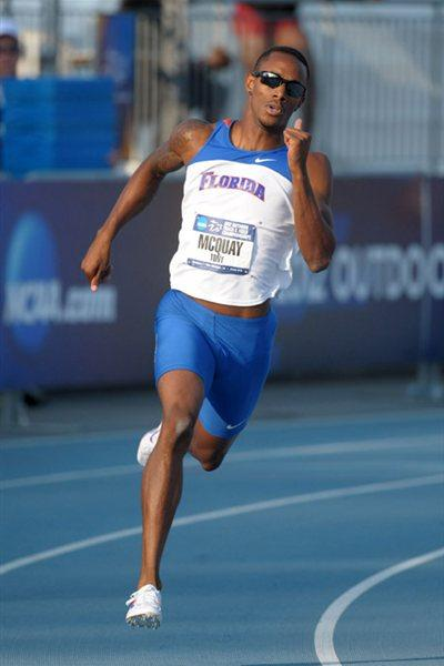 Tony McQuay - 44.58 in Des Moines (Kirby Lee)
