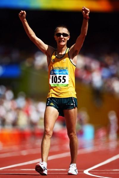 Jared Tallent takes bronze in the men's 20km walk (Getty Images)