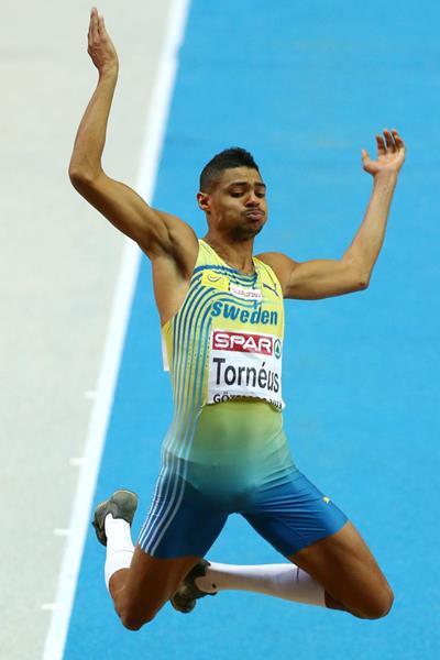 Swedish long jumper Michel Torneus (Getty Images)