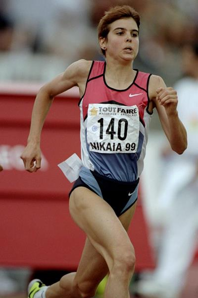 Swiss distance runner Anita Weyermann (Getty Images)
