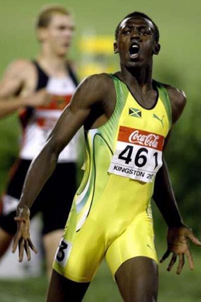 Usain Bolt (JAM) (Getty Images)