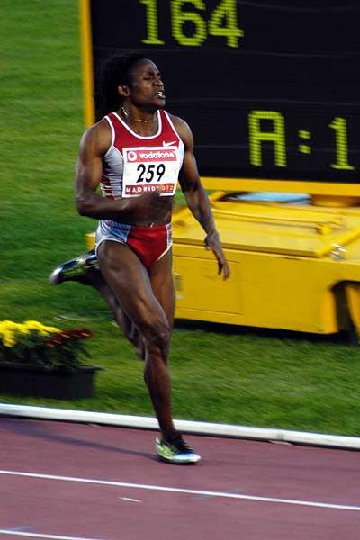 Mutola superb in Madrid (IAAF)