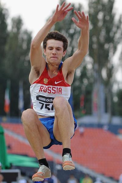 Russian long jumper Anatoliy Ryapolov (Getty Images)