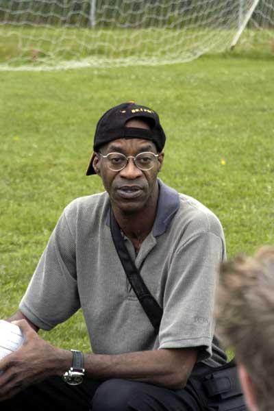 Ed Moses in Sherbrooke (IAAF)