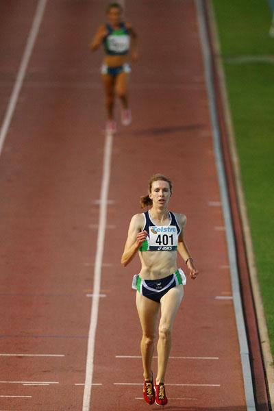 Comfortable win for Steeplechase specialist Donna McFarlane in Sydney (Getty Images)