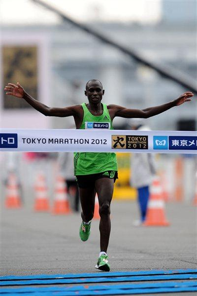 A convincing victory for Michael Kipyego in Tokyo (Agence SHOT)