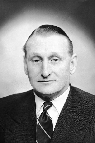 Past IAAF President: Lord Burghley (Great Britain) in office between 1946 and 1976 (Getty Images)