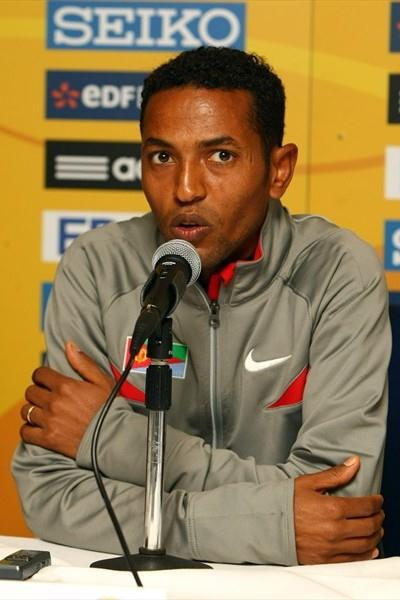 Zersenay Tadese on the eve of World half marathon title defence in Birmingham (Getty Images)