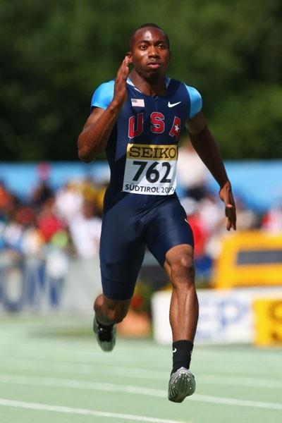 Prezel Hardy of USA in action (Getty Images)